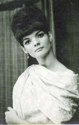 Linda Morand at eighteen Key West 1964